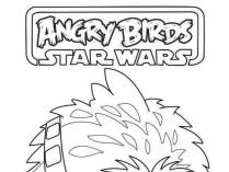 Chewbacca en Angry Birds