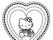 Hello Kitty enamorada