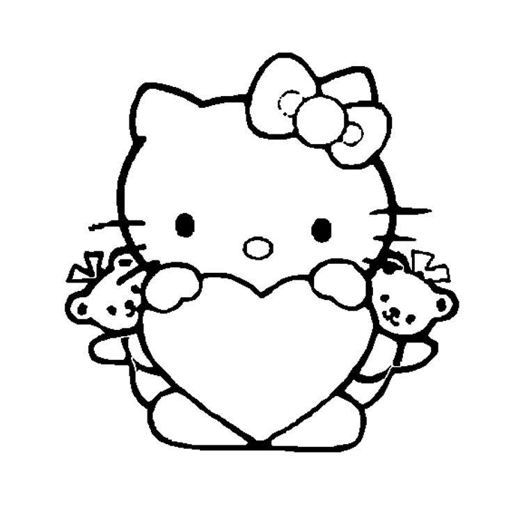 Amor de Hello Kitty