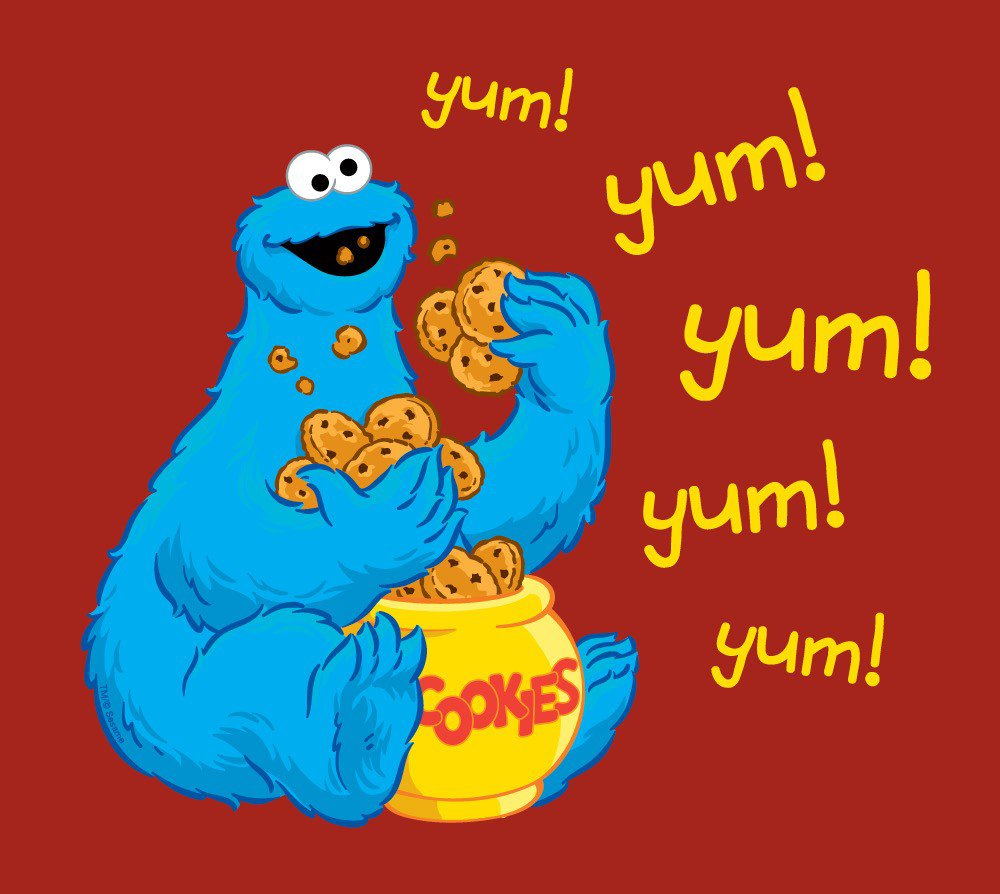 cookie monster wallpaper